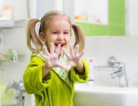 Çocuklara El Yıkamayı Öğretirken Kullanabileceğiniz 6 Strateji