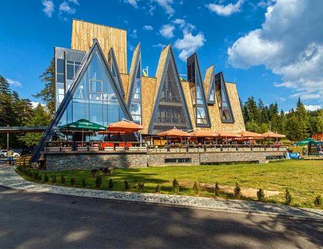 Bu Sonbahar'da Saraybosna Pino Nature Hotel'de Doğa ile Başbaşa Kalın