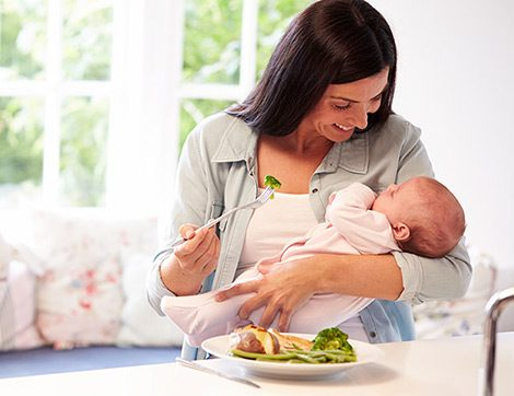 Anne Sütünü Artırmaya Yardımcı 10 Besin