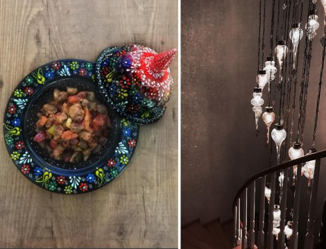 Boğaza Nazır Lezzetlerin Adresi Ezheran Restoran