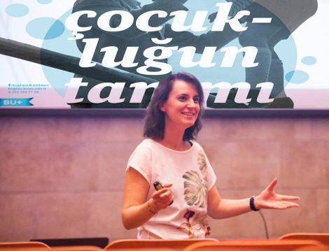 Boğaziçi Üniversitesinde 'Her Yönüyle Çocuk' Açık Ders Serisi Başlıyor