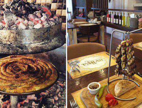 Bosna'ya Özgü Yemeklerin Mekanı Avliya Boşnak Mutfağı