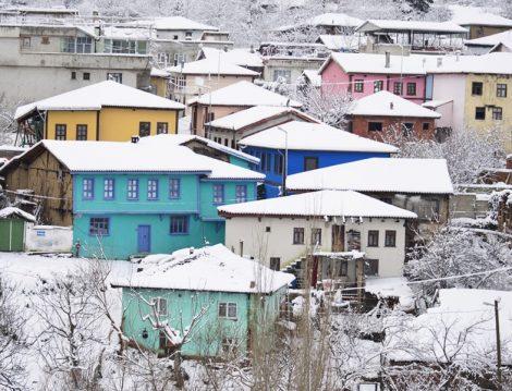 Bursa Gezilecek Yerler Misi Köyü