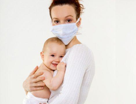 Grip Olan Annelere 7 Emzirme Kuralı