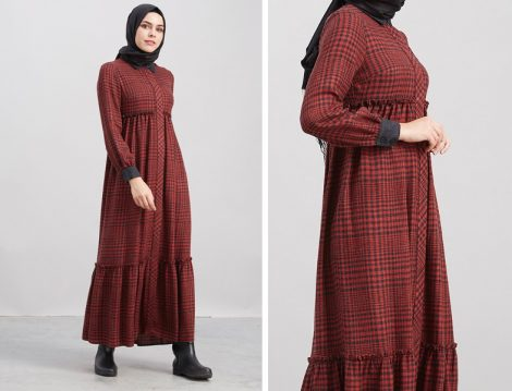 Kayra 2017 Sonbahar Kış Tesettür Giyim Modelleri