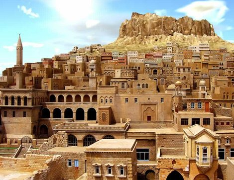 Mezopotamya'da Mistik Bir Konaklama Adresi: Mardin İpekyolu Misafir Evi