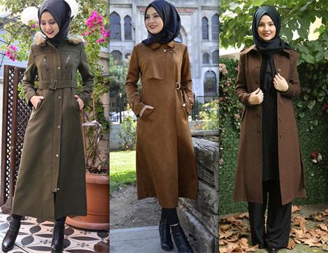 Modest Modanın Nabzı Modamerve.com'da Atıyor