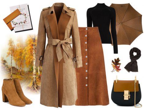 Sonbahar Tesettür Giyim Kombinleri