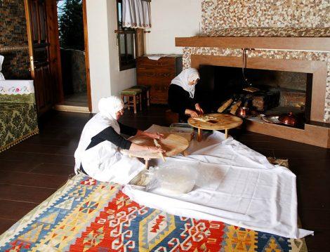 Türkiye'deki İlk Kadın Köy Derneği Bursa Saitabat'ta