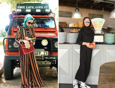 Tesettürlü Moda Instagram Hesapları -İlaveten Tuğba Tekin