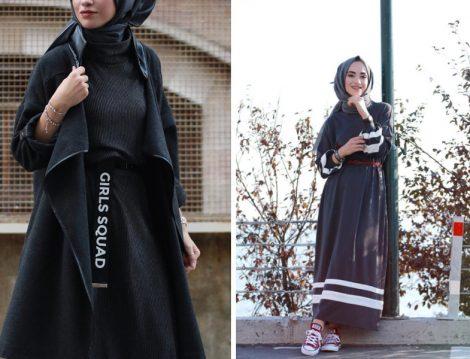 Tesettürlü Moda Instagram Hesapları - Sena Sever