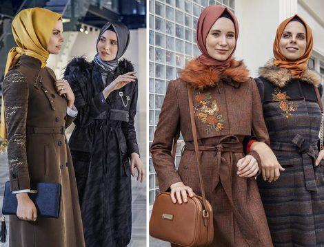 Zühre Giyim 2017-18 Sonbahar Kış Koleksiyonu