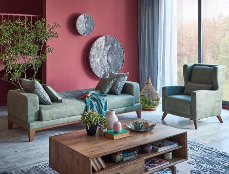 2018 Dekorasyon Trendlerinde Mobilyalar Asaleti Evlere Taşıyor