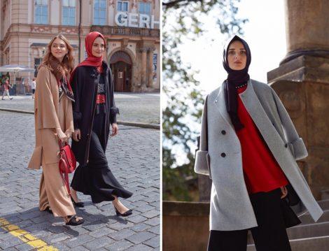 2018 Tesettür Giyim Modelleri