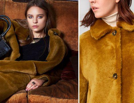 DESA 2018 Shearling Mont ve Yelek Modelleri