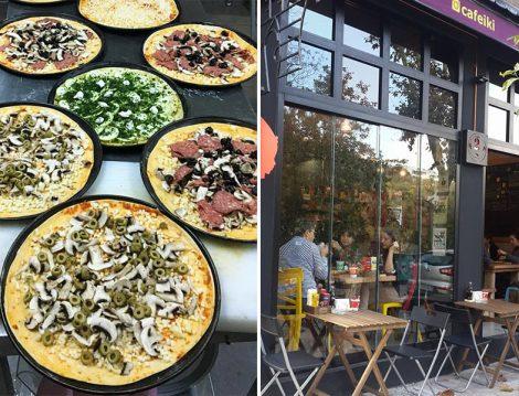 Dillere Destan Damaklara Ziyafet Pizzaların Adresi Cafe 2