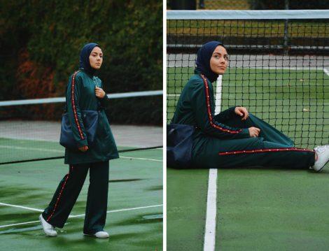 Gençler için Sportif Tesettür Kıyafetleri