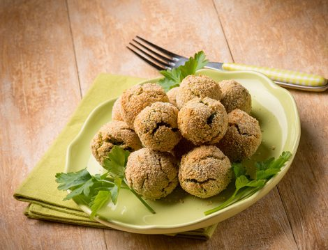 Lübnan Mutfağından Falafel Tarifi