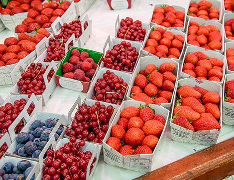 Meyve ve Sebzeler Ambalaja Giriyor Raf Ömrü Uzuyor!