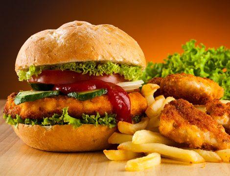 Tavuklu Ev Yapımı Hamburger Tarifi