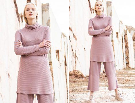 Tesettür Tunik ve Elbise Modelleri - Modgrey