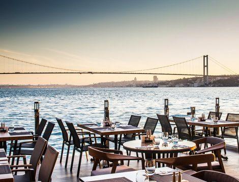 İstanbul Alkolsüz Mekanlar Beyaz Bosphorus Çengelköy
