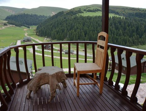 Şehirden Kaçıp Doğayla Kucaklaşmanın En Konforlu Adresi Birun Kümbet Dağ Evi