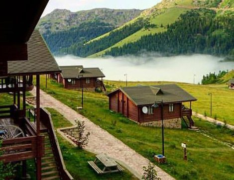 Şehirden Kaçıp Doğayla Kucaklaşmanın En Konforlu Adresi: Birun Kümbet Dağ Evi