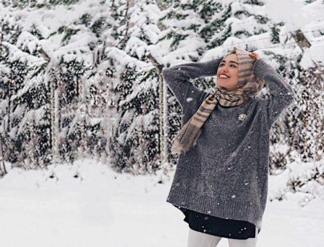 2017'ye Veda Ederken Hülya Aslan'ın En İyi 10 Kombini