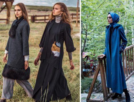 2018' Kaban ve Manto Modelleri