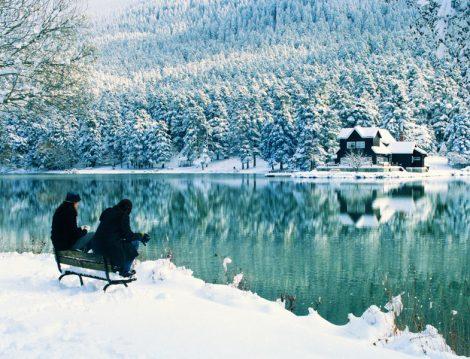 Abant Kış Tatili
