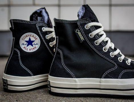 Converse'ten 2018 Yılına Su Geçirmez Özelliği Olan Yeni Ayakkabılar