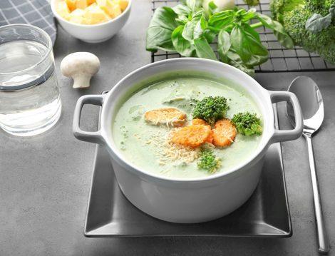 Düşük Kalorili ve Yağ Yakıcı Çorba Tarifleri