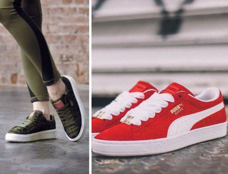 Dünyaca Ünlü Spor Performans Giyim Markası Puma'dan Çarpıcı Parçalar