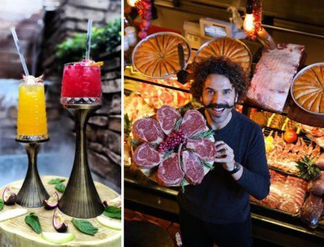 Gürkan Şef Steakhouse Yemeğin Şova Dönüştüğü Mekan