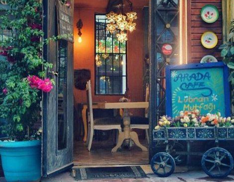 Galata'nın Lübnan Mutfağı Temsilcisi Arada Cafe