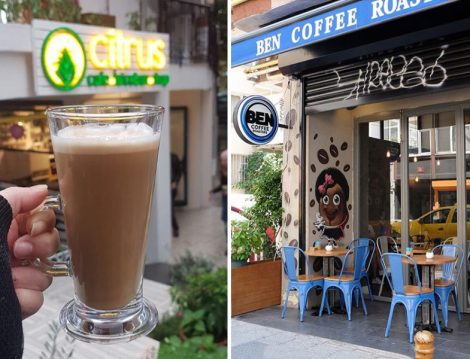 Kadıköy'de Mutlaka Uğramanız Gereken 2 Cafe