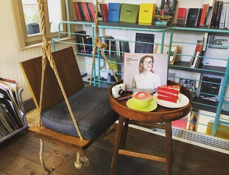 Karaköy'de Tatlı mı Tatlı İç Tasarımı İle Gönüllere Taht Kuran Bir Mekan Fil Books
