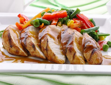 Parmak Isırtan Farklı ve Kolay Tavuk Tarifleri