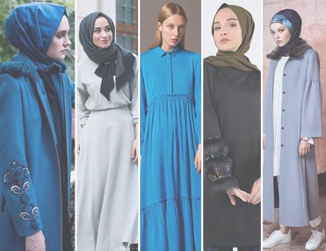 5 Farklı Muhafazakar Kadın için 5 Farklı Marka ve 5 Farklı Koleksiyon