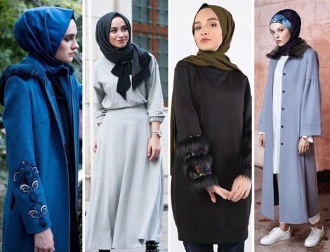 Tesettür Giyim Markaları 2018