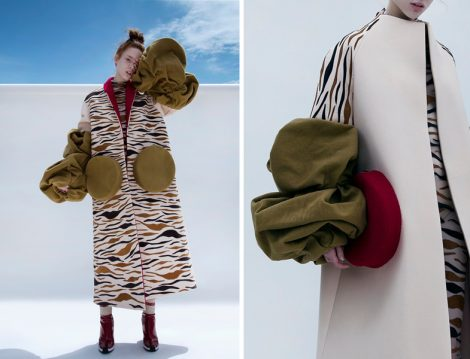 Tuğçe Demiran Palto Modelleri 2018