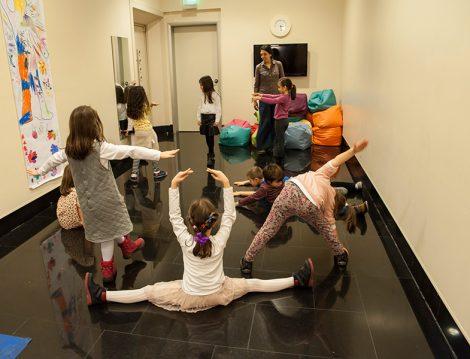 Çocuklara Birbirinden Keyifli ve Öğretici Bir Yarıyıl Programı