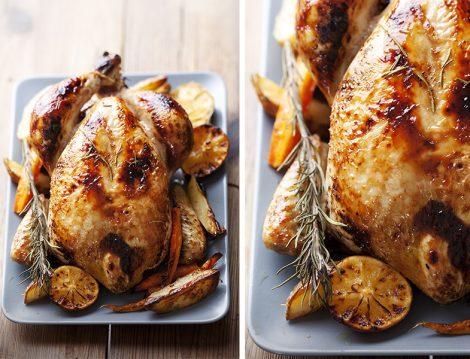 Baharat ve Özel Sosları İle Lezzeti Efsaneleşen 3 Fırın Tavuk Tarifi