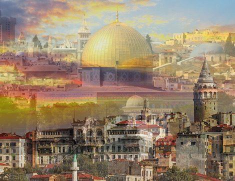 Benim Şehirlerim: İstanbul ve Kudüs