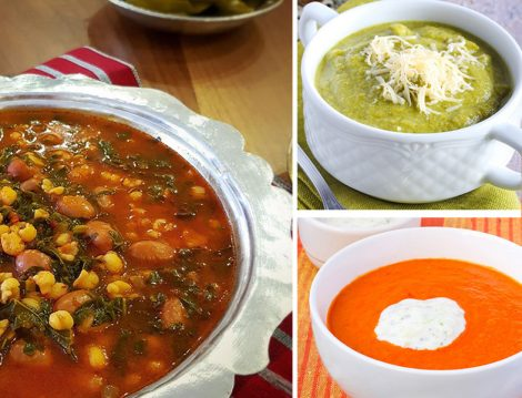 Kış Sebzeleriyle Yapabileceğiniz Nefis Çorbalar ve Tarifleri