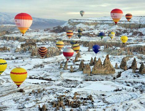 Türkiye'nin Kış Aktiviteleriyle Ünlü Şehirleri