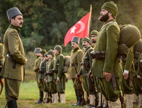 TRT'den Muhteşem Bir Kahramanlık Destanı 'Mehmetçik Kut'ül Amare
