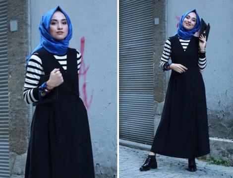 Tesettür Giyim Tulum Modelleri