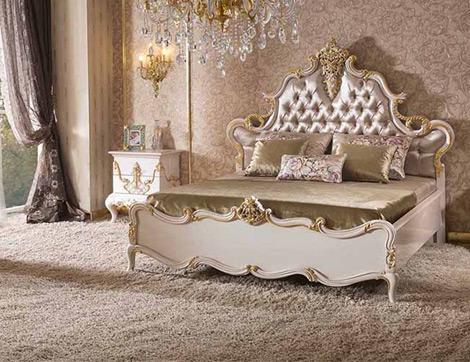 Luxury Line'dan 2018 Yatak Odası Dekorasyon Trendleri